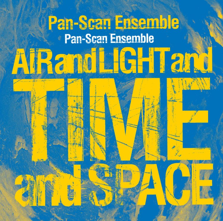 Pan Scan Ensemble cd